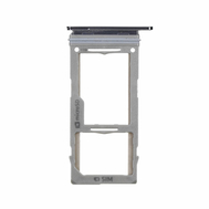Replacement for Samsung Galaxy S10e Single SIM Card Tray - Gray