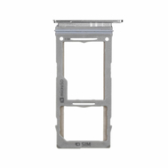 Replacement for Samsung Galaxy S10e Single SIM Card Tray - Silver