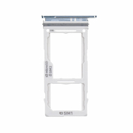 Replacement for Samsung Galaxy S10e Dual SIM Card Tray - Blue