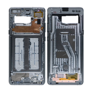 Replacement for Samsung Galaxy S10 5G Rear Housing Frame - Silver