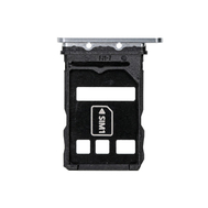 Replacement for Huawei P40 SIM Card Tray - Silver Frost