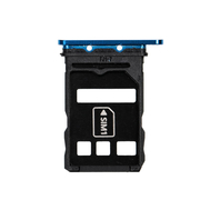 Replacement for Huawei P40 SIM Card Tray - Deep Sea Blue