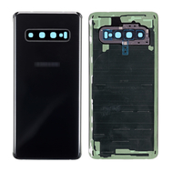 Replacement for Samsung Galaxy S10 Battery Door - Black
