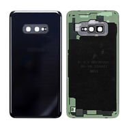 Replacement for Samsung Galaxy S10e Battery Door - Black
