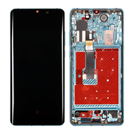 Replacement for Huawei P30 Pro LCD Screen Digitizer Assembly with Frame - Aurora