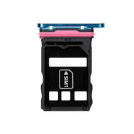 Replacement for Huawei P40 Pro SIM Card Tray - Deep Sea Blue