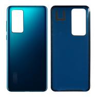 Replacement for Huawei P40 Battery Door - Deep Sea Blue