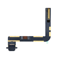 """Replacement for iPad 10.2"""" 7th/8th Dock Connector Flex Cable - Black"""
