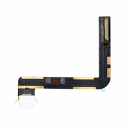 """Replacement for iPad 10.2"""" 7th/8th Dock Connector Flex Cable - White"""