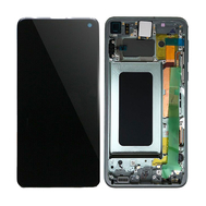 Replacement for Samsung Galaxy S10e LCD Screen Assembly with Frame - Green