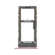Replacement for Samsung Galaxy S20 Single SIM Card Tray - Pink
