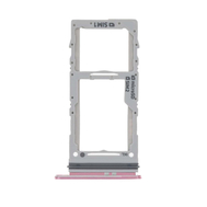 Replacement for Samsung Galaxy S20 Dual SIM Card Tray - Pink