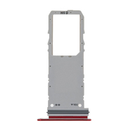 Replacement for Samsung Galaxy Note 10 Single SIM Card Tray - Red