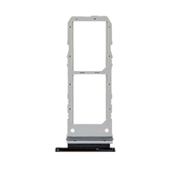 Replacement for Samsung Galaxy Note 10 Dual SIM Card Tray - Black