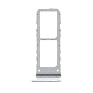 Replacement for Samsung Galaxy Note 10 Dual SIM Card Tray - Aura White