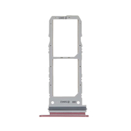 Replacement for Samsung Galaxy Note 10 Dual SIM Card Tray - Pink