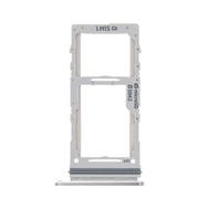 Replacement for Samsung Galaxy Note 10 Plus Dual SIM Card Tray - Aura White