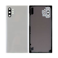 Replacement for Samsung Galaxy Note 10 Plus Battery Door - Silver