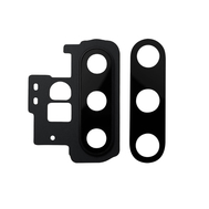 Replacement for Samsung Galaxy Note 10 Plus Rear Camera Holder with Glass Lens - Black