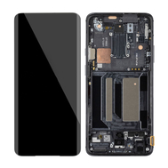 Replacement for OnePlus 7 Pro LCD Screen Digitizer Assembly with Frame - Black