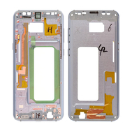 Replacement for Samsung Galaxy S8 Plus SM-G955 Rear Housing Partition - Blue