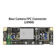 Replacement for iPhone 11 Rear Telephoto Camera Connector Port Onboard