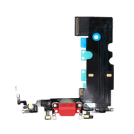 Replacement for iPhone SE 2nd USB Charging Flex Cable - Red