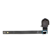 """Replacement for iPad 10.2"""" 7th/8th Headphone Jack Flex Cable - Black"""