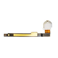 Replacement for iPad 7th Headphone Jack Flex Cable - White
