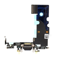 Replacement for iPhone SE 2nd USB Charging Flex Cable - Black