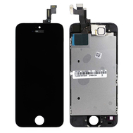 Replacement for iPhone SE LCD Screen Full Assembly without Home Button - Black
