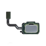 Replacement for Samsung Galaxy Note 9 Home Button Flex Cable - Cloud Silver