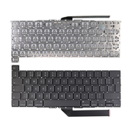 """Keyboard (British English) for MacBook Pro Touch 16"""" A2141 (Late 2019 - Mid 2020)"""