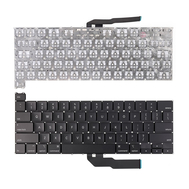 """Keyboard (US English) for MacBook Pro Retina 13"""" A2251 (Early 2020)"""