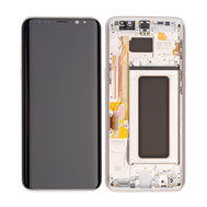 Replacement for Samsung Galaxy S8 Plus SM-G955 LCD Screen Assembly - Maple Gold