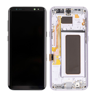Replacement for Samsung Galaxy S8 Plus SM-G955 LCD Screen Assembly - Orchild Gray