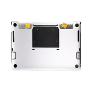 """Silver Bottom Case for MacBook Pro Touch 16"""" A2141 (Late 2019 - Mid 2020)"""