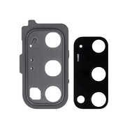 Replacement for Samsung Galaxy S20 Rear Camera Holder with Lens - Cosmic Gray