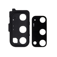 Replacement for Samsung Galaxy S20 Rear Camera Holder with Lens - Black