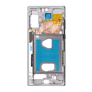 Replacement for Samsung Galaxy Note 10 Plus Rear Housing Frame - Silver