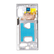Replacement for Samsung Galaxy Note 10 Plus Rear Housing Frame - Aura White