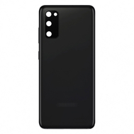 Replacement for Samsung Galaxy S20 Battery Door - Cosmic Black