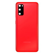 Replacement for Samsung Galaxy S20 Battery Door - Red