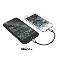 Lightning to Lightning OTG Cable