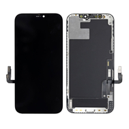 Replacement For iPhone 12/12 Pro OLED Screen Digitizer Assembly - Black