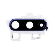 Replacement for OnePlus 8 Pro Rear Camera Holder with Lens - Blue