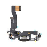 Replacement for iPhone 12/12 Pro USB Charging Flex Cable - Black