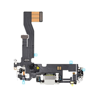 Replacement for iPhone 12/12 Pro USB Charging Flex Cable - White