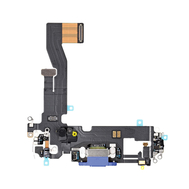 Replacement for iPhone 12/12 Pro USB Charging Flex Cable - Blue