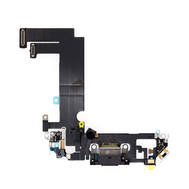 Replacement for iPhone 12 Mini USB Charging Flex Cable - Black